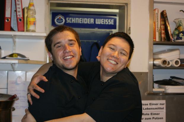 Gregor & Jenny